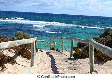 Rottnest island in Australia