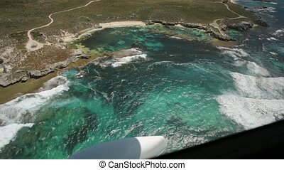 Rottnest Island touristic flight - Touristic flight on...
