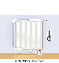rotto, radiatore