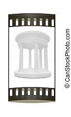 Rotunda. The film strip