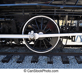 roue, 3, locomotive