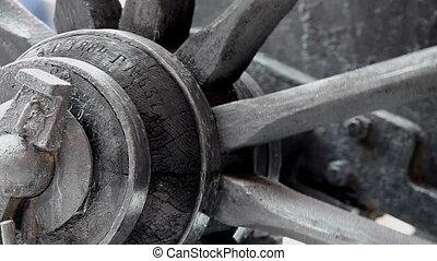 roue, charrettes