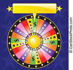 roue, fortune