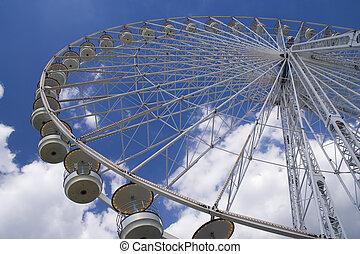 roue gigantesque, 1