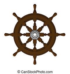 roue, render, 3d