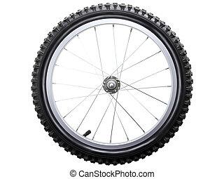 roue, vélo
