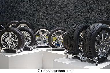 roues