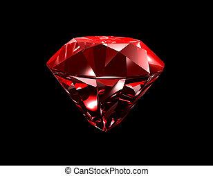 rouge rubis