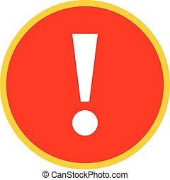 exclamation signe avertissement cercle orange marque vecteurs eps rechercher des clip. Black Bedroom Furniture Sets. Home Design Ideas