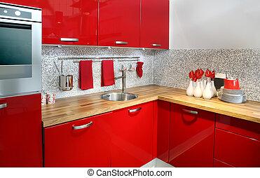 rouges, cuisine