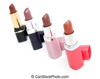 rouges lèvres, rang