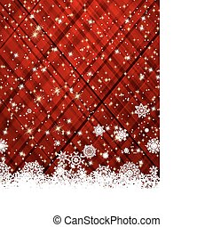 rouges, noël, arrière-plan., eps, 8