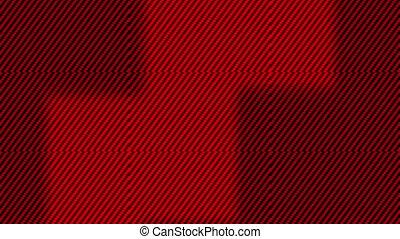 rouges, raies, fond, infini, zoom, résumé, vidéo