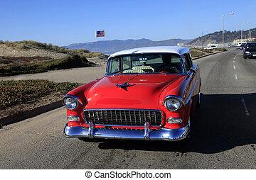 automobile vieux fin voiture br l haut stationnement photo de stock rechercher. Black Bedroom Furniture Sets. Home Design Ideas