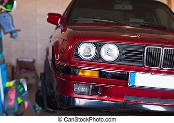 Images photographiques de oldcar 18 photographies et for Achat voiture garage dans le centre