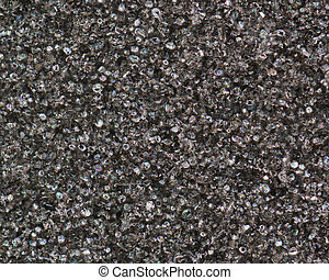 rough black abstract background