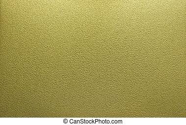 Rough gold metal texture