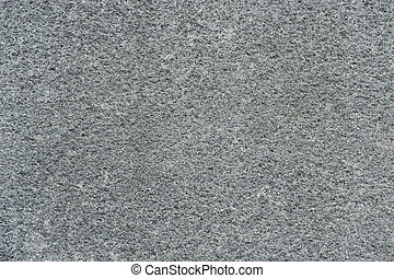 Rough Grey Granite Texture - A close-up of a rough grey...