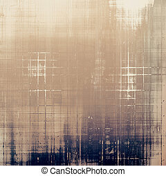Rough grunge texture. With different color patterns: yellow...