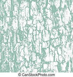 Rough texture of bark, grunge vector background