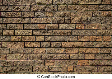 Rough Texture Stone Wall