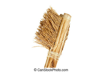 Rough Toothbrush - A large very rough bristle tooth brush.