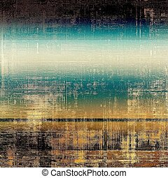 Rough vintage texture. With different color patterns: yellow (beige); brown; blue; black