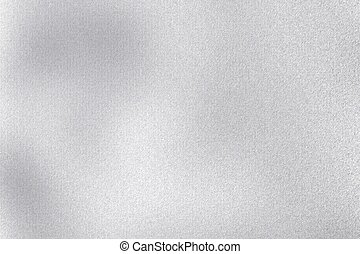 Rough white metallic sheet board, abstract texture background