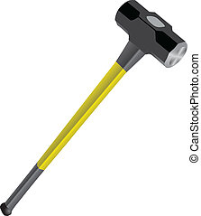 Roughneck sledge hammers - Big Hammer for industrial work....