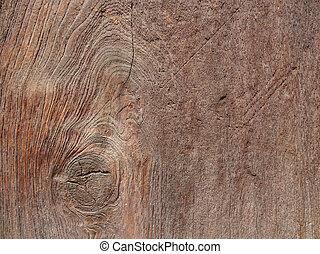 rouillé, texture bois