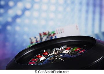 roulett, gluecksspiel, kasino