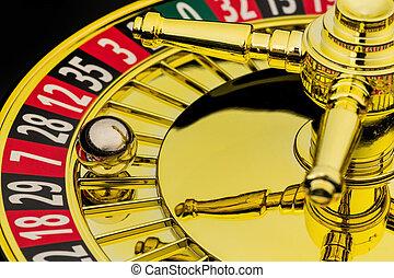roulett, kasino, gluecksspiel
