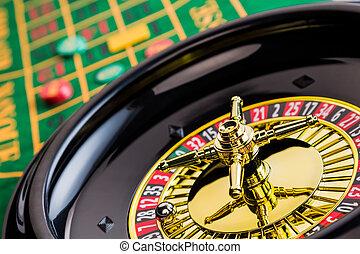 roulette casino gambling