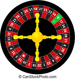 roulette illustration
