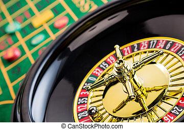roulette, jeux & paris, casino