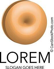 Round 3d logo