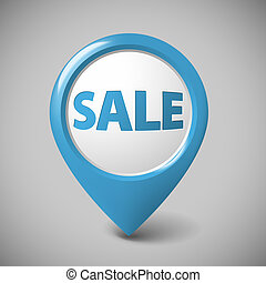 Round 3D pointer for big sale