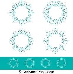 Round Frame Set