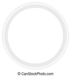round icon button