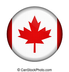 icon with flag of Canada