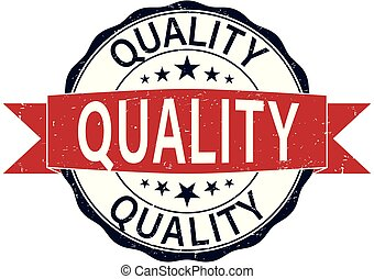 round quality rubber stamp web badge