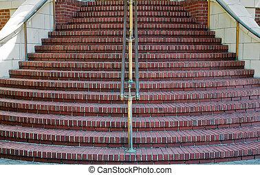 Round Stairs Close