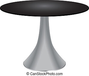 Round table - Round Table for the office or at home in a...