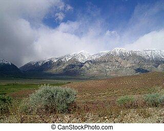 Round Valley - Eastern Sierra, Ca. USA