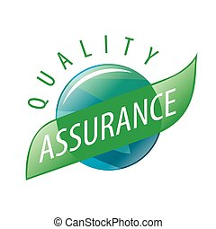 Round vector logo quality assurance