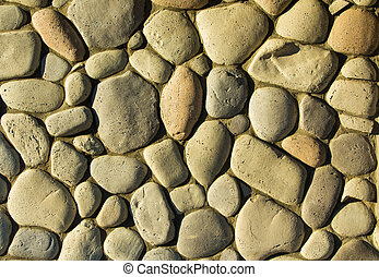 Rounded Stone Texture