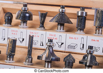 Roundover router bits for woodworking
