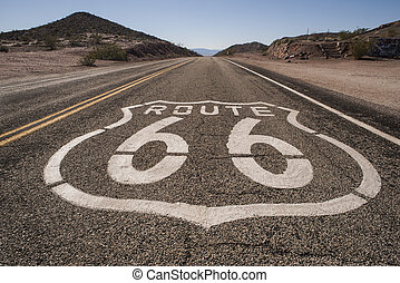 route 66 mojave
