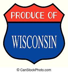 Produce Of Wisconsin