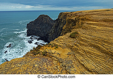 Rota Vicentina between cities Rogil and Odeceixe - Route ...